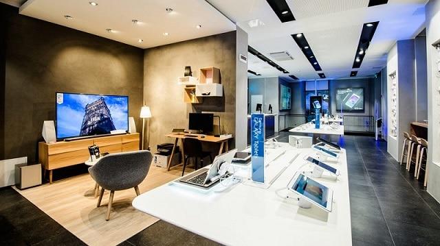 33 mẫu thiết kế cửa hàng đẹp ấn tượng nhất 8