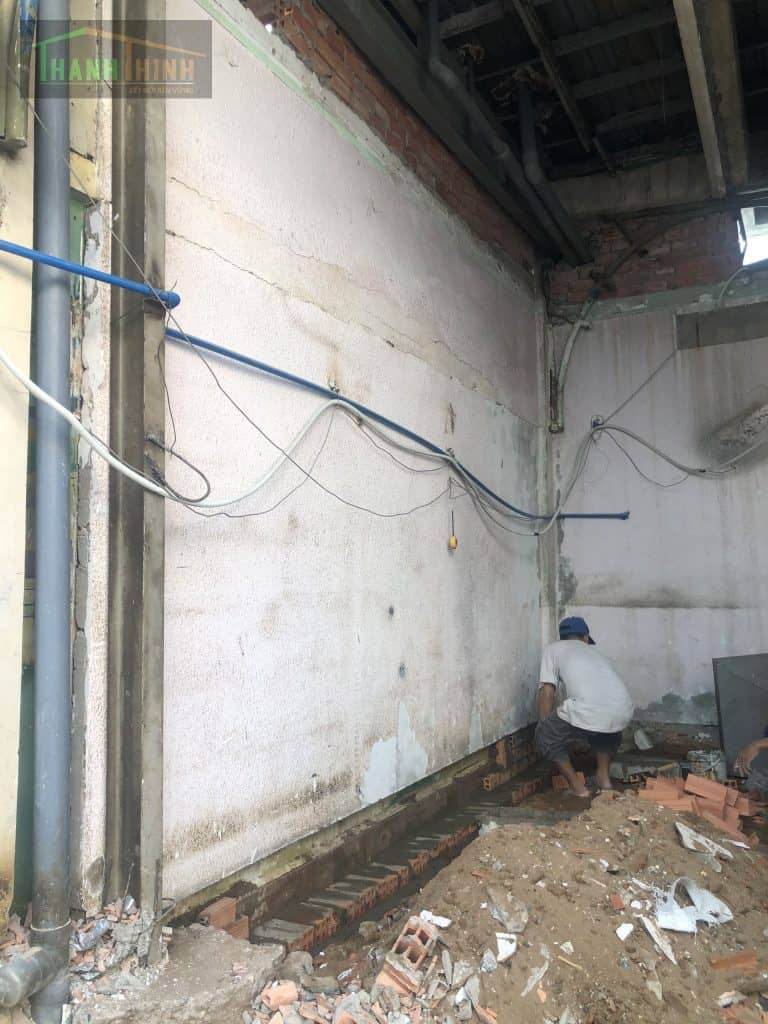 Sửa Chữa Cải Tạo Văn Phòng Quận Bình Thạnh, HCM 3