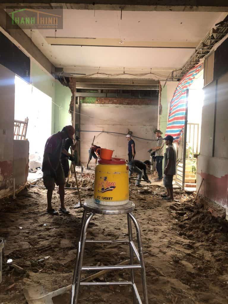 Sửa Chữa Cải Tạo Văn Phòng Quận Bình Thạnh, HCM 5
