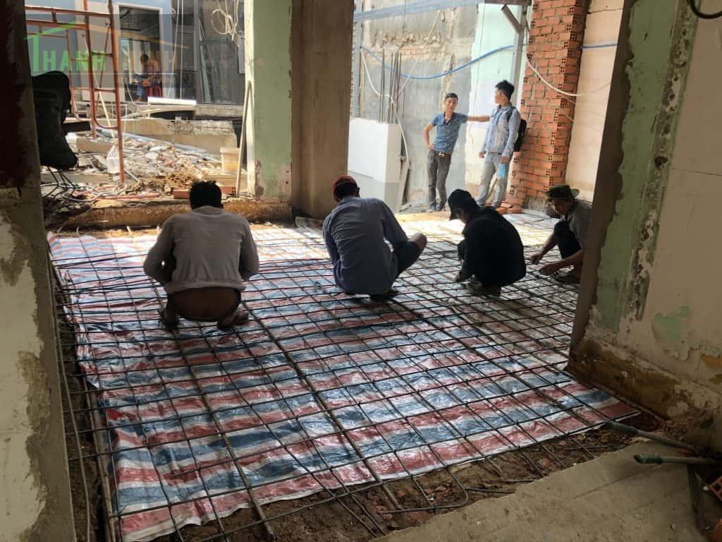 Sửa Chữa Cải Tạo Văn Phòng Quận Bình Thạnh, HCM 6