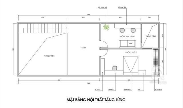 Xây Dựng Căn Nhà Gác Lửng Diện Tích 100m2 Tiện Nghi, Thoải Mái Chỉ Với 158 Triệu Đồng 2