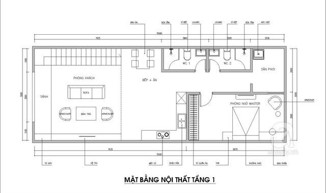 Xây Dựng Căn Nhà Gác Lửng Diện Tích 100m2 Tiện Nghi, Thoải Mái Chỉ Với 158 Triệu Đồng 1
