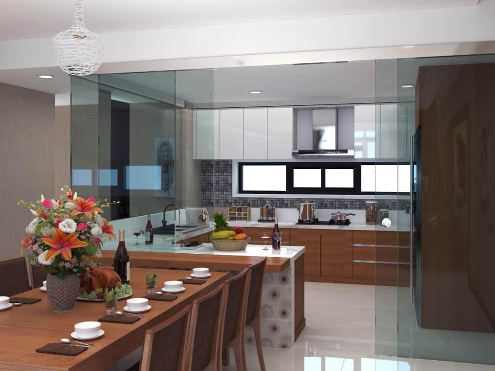 Bật Mí Những Nguyên Tắc Phong Thủy Trong Nhà Bếp 1