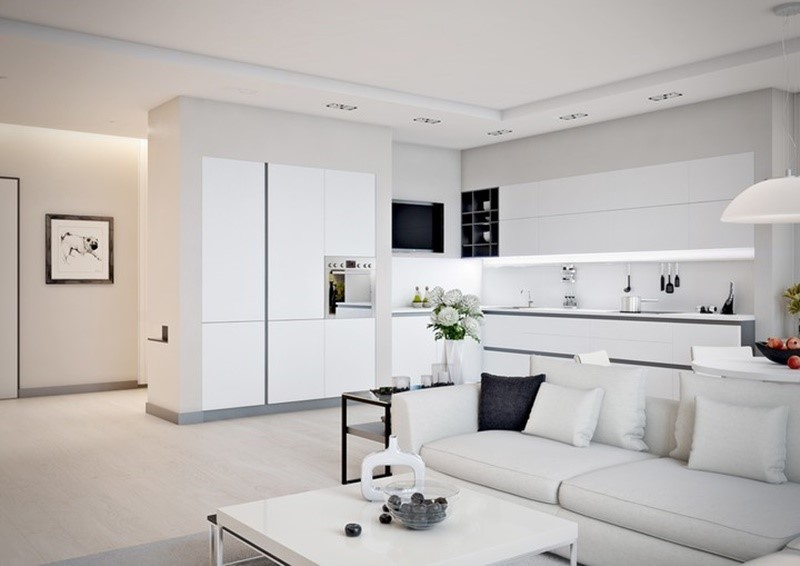 thiết kế nội thất cho nhà có diện tích nhỏ