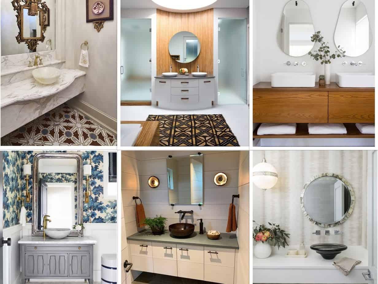 Top Mẫu Bồn Rửa Tay Đẹp - Độc - Lạ Làm Tăng Sức Hút Cho Phòng Tắm 1