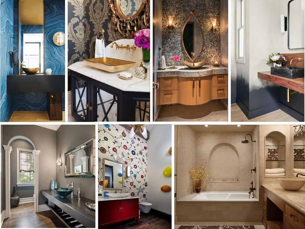 Top Mẫu Bồn Rửa Tay Đẹp - Độc - Lạ Làm Tăng Sức Hút Cho Phòng Tắm 2