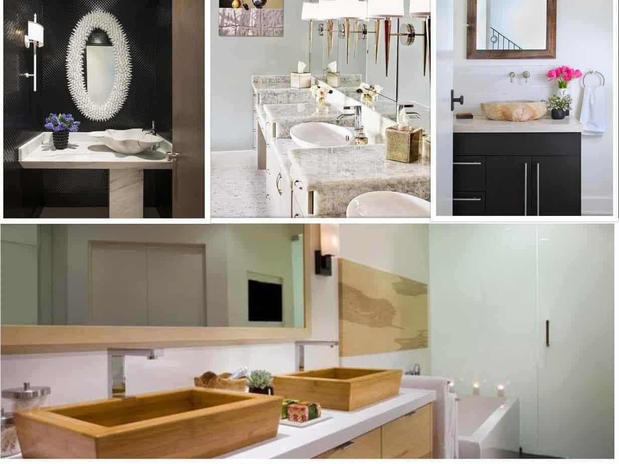 Top Mẫu Bồn Rửa Tay Đẹp - Độc - Lạ Làm Tăng Sức Hút Cho Phòng Tắm 3