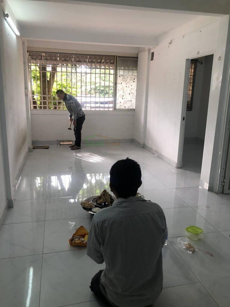 Cải Tạo Cư Xá Thanh Đa 60m2 Quận Bình Thạnh T.p HCM Trọn Gói 130 Triệu 2