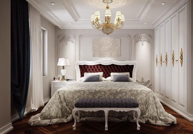 Phòng ngủ đẹp hơn, thông thoáng hơn sau khi được mở thêm cửa sổ