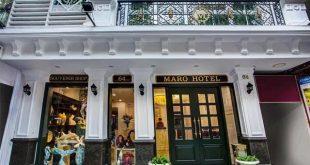 33 Mẫu Thiết Kế Khách Sạn Đẹp Ấn Tượng Nhất 1