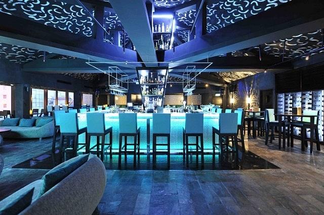 Thiết kế quán Bar đơn giản nhưng vẫn thể hiện được nét đẹp sang trọng, ấn tượng