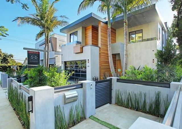 Thiết kế nhà hiện đại, tận dụng được nhiều ý tưởng mới lạ