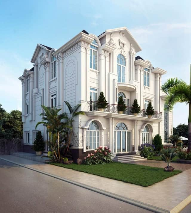 Phong cách thiết kế của ngôi nhà với nhiều chi tiết mới mẻ không rập khuôn gây nhàm chán