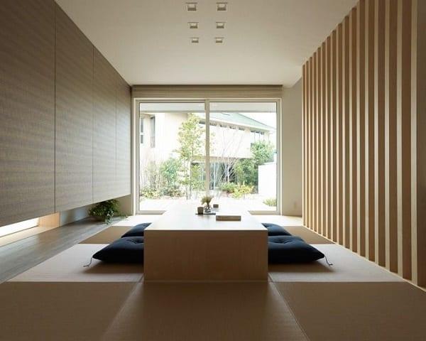 33 Mẫu Thiết Kế Nhà Thiền - Zen Đẹp Ấn Tượng Nhất 31