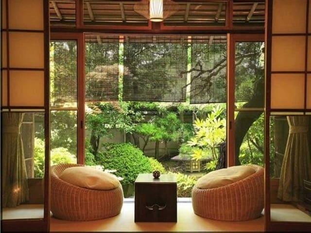33 Mẫu Thiết Kế Nhà Thiền - Zen Đẹp Ấn Tượng Nhất 19