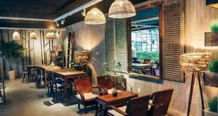 33 Mẫu Thiết Kế Quán Café Đẹp Ấn Tượng Nhất 1