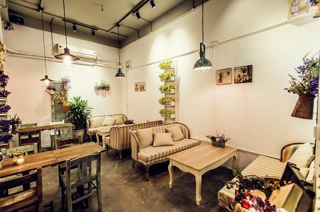 """Quán café thiết kế theo phong cách Retro chưa bao giờ hết """"hot"""" nếu bạn biết cách biến tấu"""