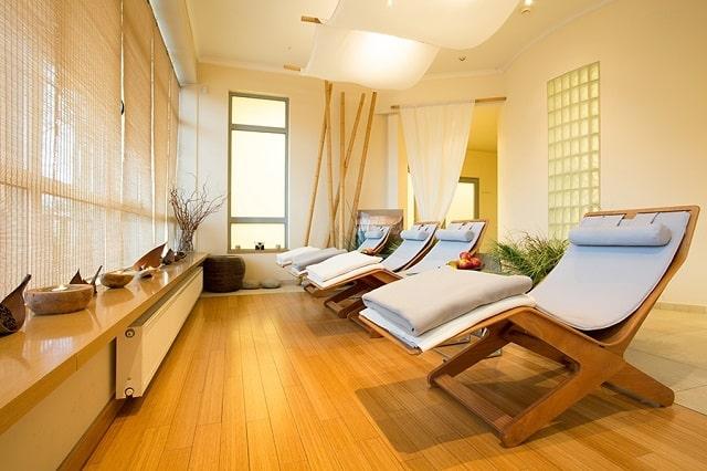 Với mẫu thiết kế Spa này, khách hàng sẽ cảm nhận được những gì thoải mái nhất từ không gian cho đến các món nội thất