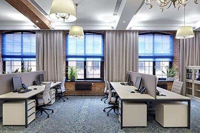Phòng làm việc thiết kế tối giản với những chi tiết tinh tế