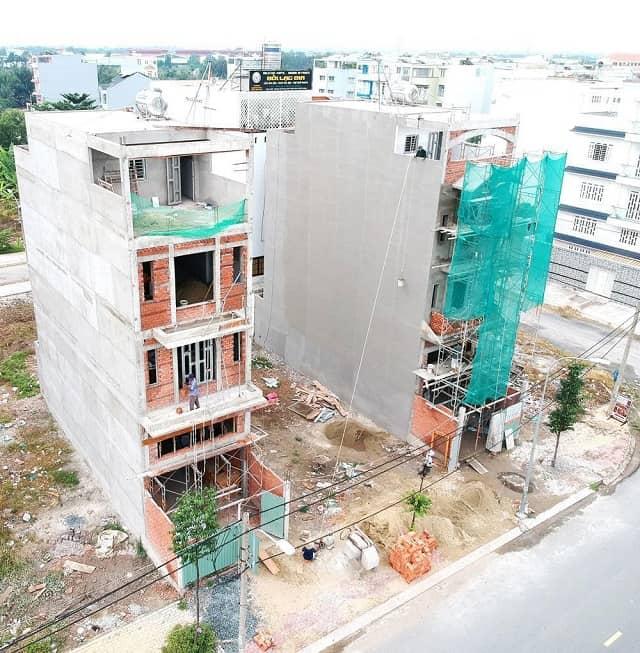 Nhiều giấy phép xây dựng bị cấp sai so với thực tế công trình