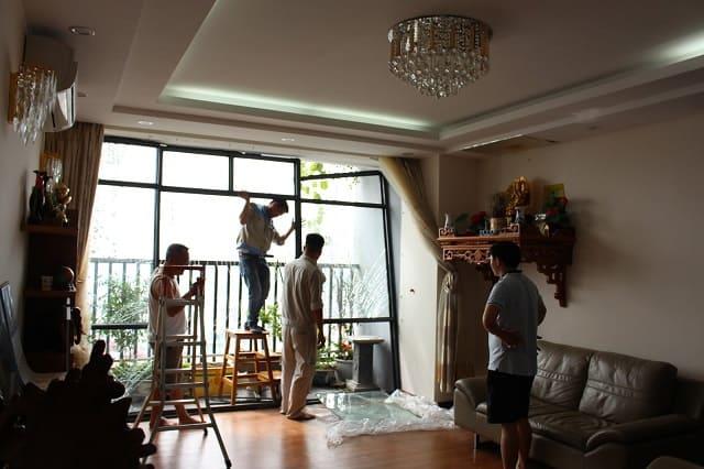 Một số hư hại thông thường của căn hộ chung cư
