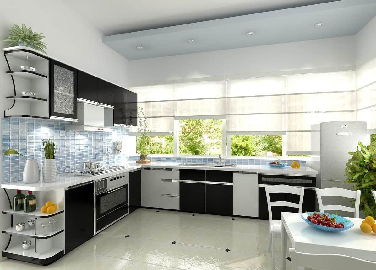 Bật Mí Những Nguyên Tắc Phong Thủy Trong Nhà Bếp 4