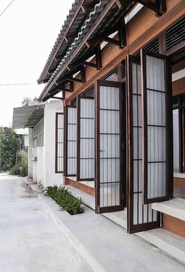 Ngôi Nhà Nổi Bật Với Thiết Kế Theo Phong Cách Nhật Bản 2
