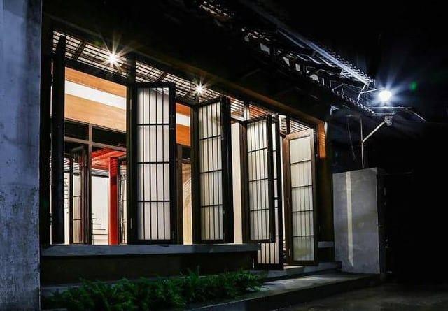 Ngôi Nhà Nổi Bật Với Thiết Kế Theo Phong Cách Nhật Bản 3