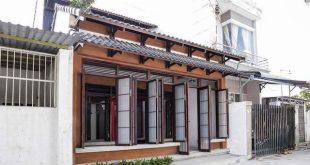 Ngôi Nhà Nổi Bật Với Thiết Kế Theo Phong Cách Nhật Bản 4