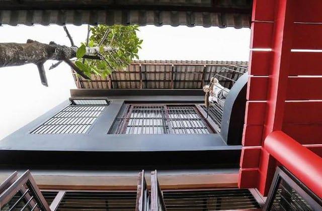 Ngôi Nhà Nổi Bật Với Thiết Kế Theo Phong Cách Nhật Bản 6