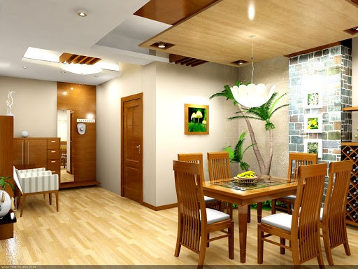 xu hướng thiết kế căn hộ chung cư mới