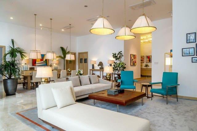 Ngất Ngây Với Căn Hộ Penthouse Mang Phong Cách Đương Đại 1