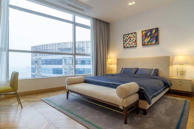 Ngất Ngây Với Căn Hộ Penthouse Mang Phong Cách Đương Đại 4