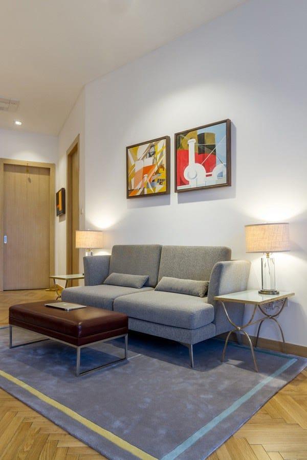 Ngất Ngây Với Căn Hộ Penthouse Mang Phong Cách Đương Đại 5