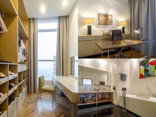 Ngất Ngây Với Căn Hộ Penthouse Mang Phong Cách Đương Đại 6