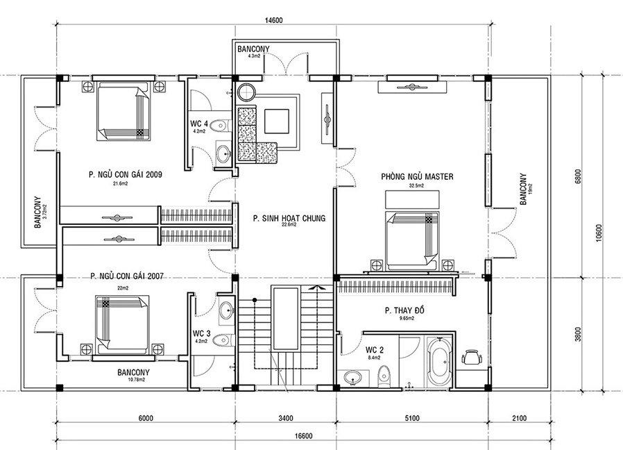 Ngắm Nhìn 3 Mẫu Biệt Thự Mini Khiến Người Người Xao Xuyến 8