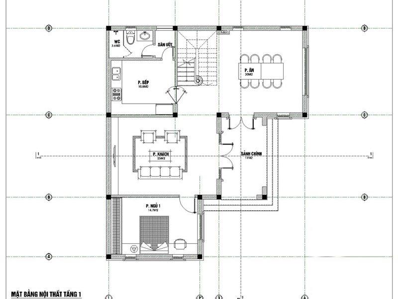 Ngắm Nhìn 3 Mẫu Biệt Thự Mini Khiến Người Người Xao Xuyến 11