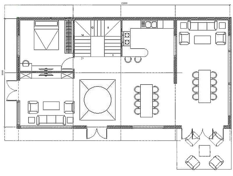 Ngắm Nhìn 3 Mẫu Biệt Thự Mini Khiến Người Người Xao Xuyến 3