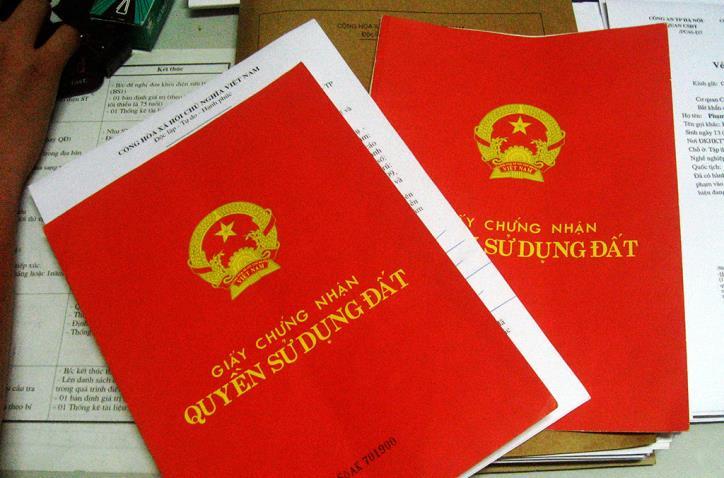 Trường Hợp Người Sử Dụng Đất Được Nhà Nước Cấp Sổ Đỏ 2