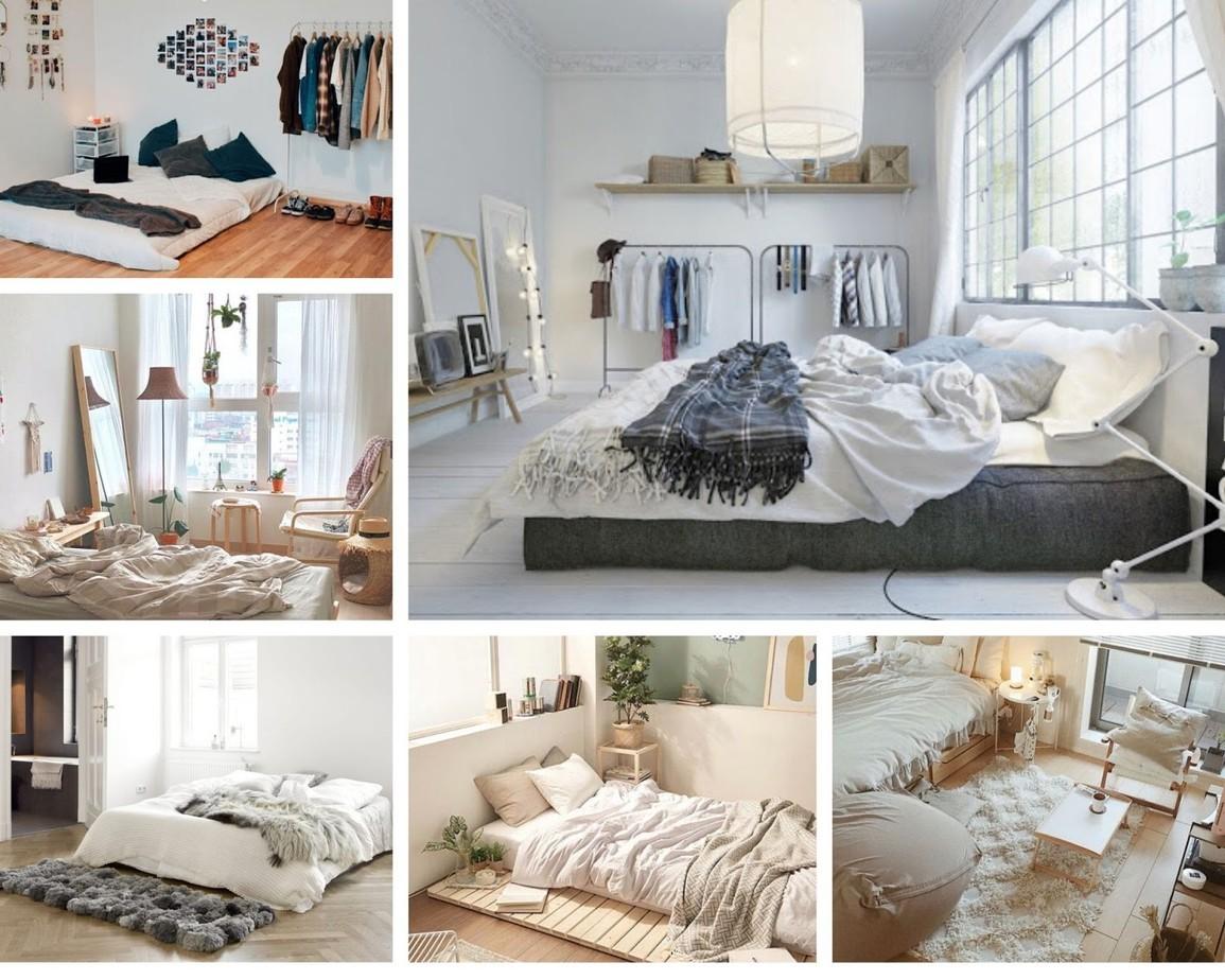 Phòng Ngủ Không Giường - Ý Tưởng Thông Minh Mang Đến Vẻ Đẹp Mới Lạ 5