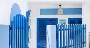 Cải Tạo Nhà Xuống Cấp Thành Không Gian Sống Đẹp Với Phong Cách Santorini 27