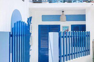 Cải Tạo Nhà Xuống Cấp Thành Không Gian Sống Đẹp Với Phong Cách Santorini 1
