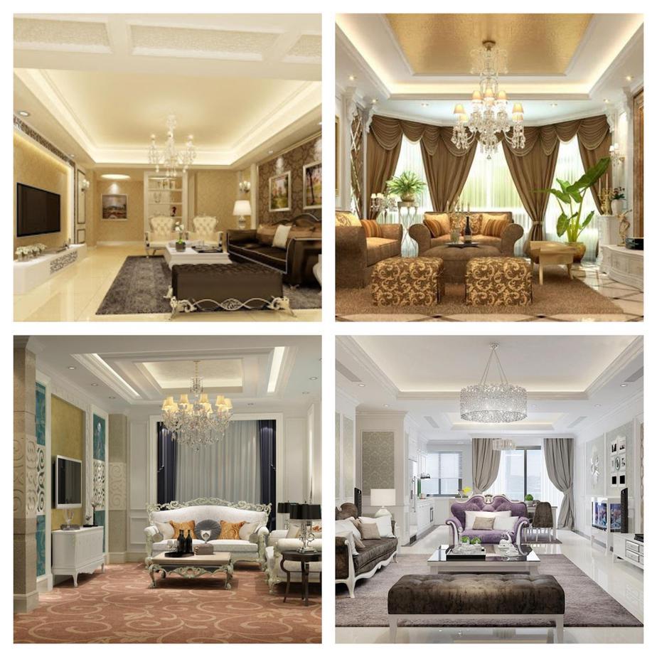 phong cách thiết kế chung cư đẹp