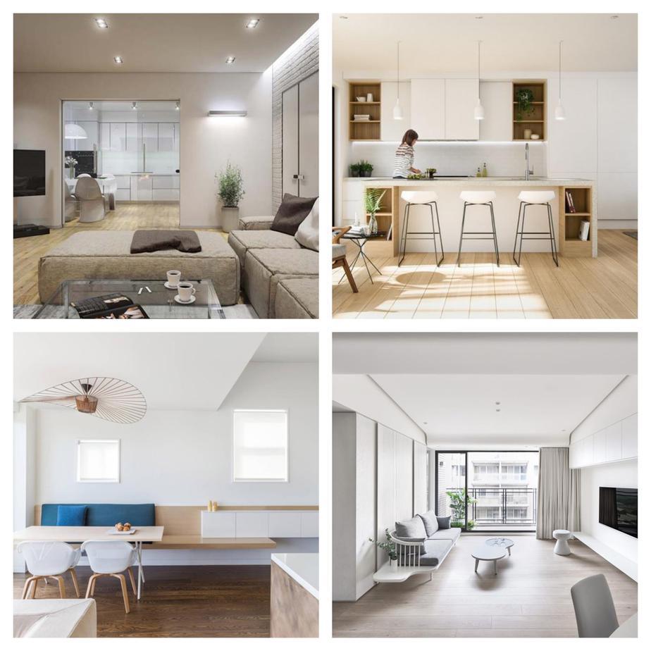 phong cách thiết kế nội thất chung cư