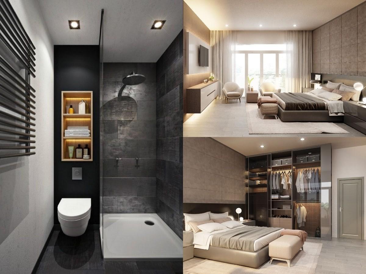Bật Mí Cách Thiết Kế Thêm 1 Phòng Ngủ cho Căn Hộ 54m² 4