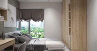Bật Mí Cách Thiết Kế Thêm 1 Phòng Ngủ cho Căn Hộ 54m² 68