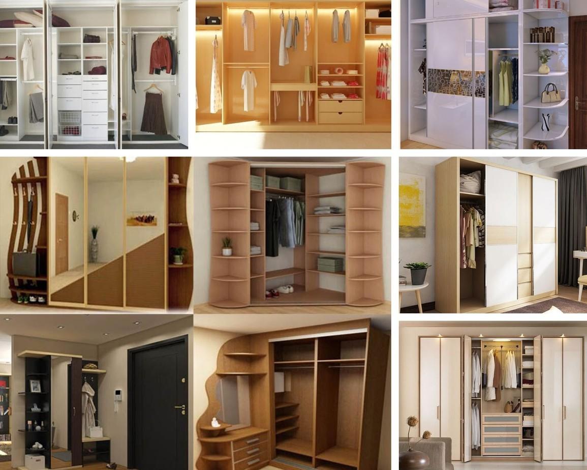 tủ quần áo thông minh cho nhà có diện tích nhỏ