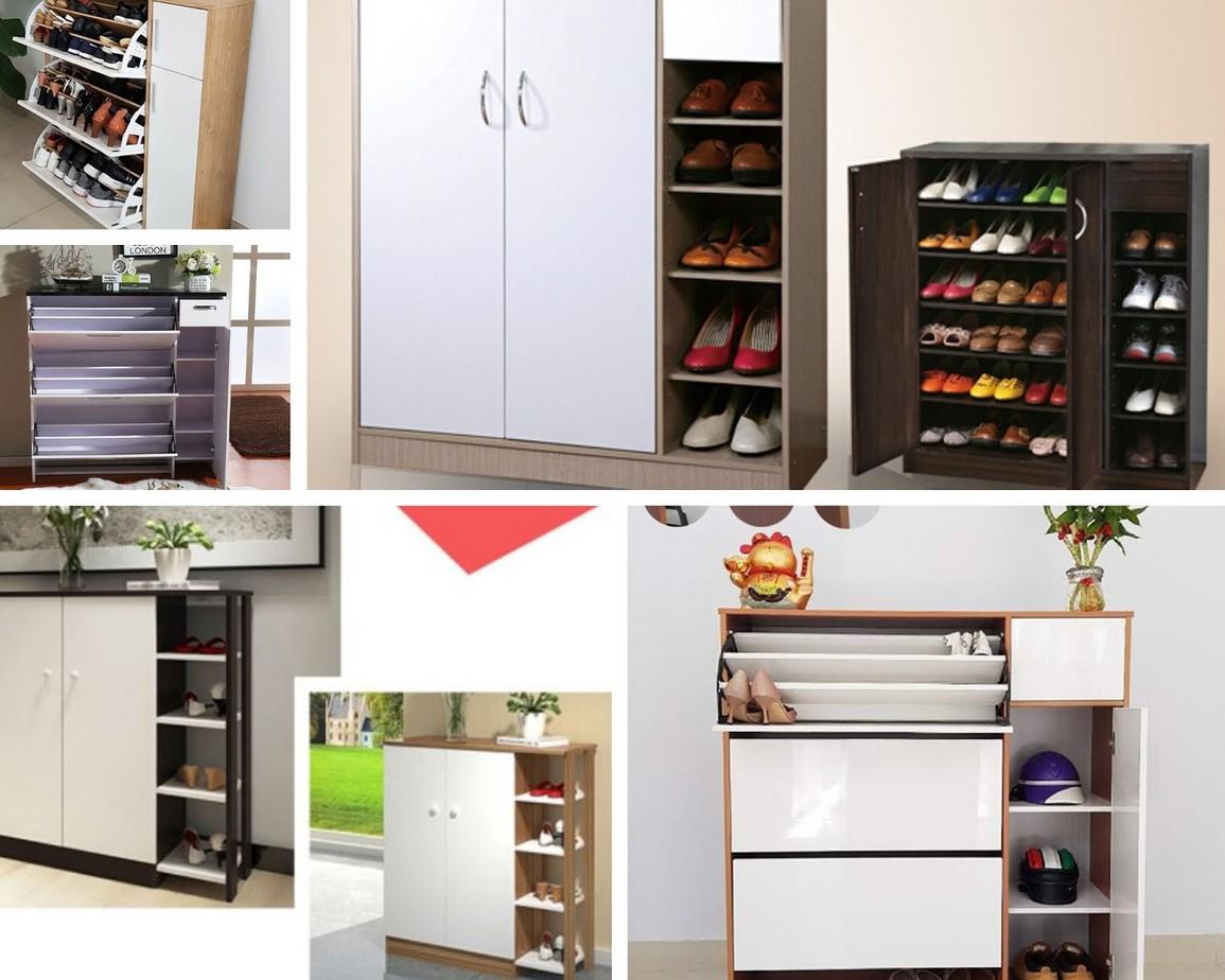 nội thất tủ giày thông minh