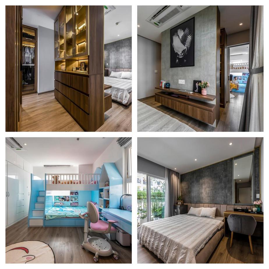 thiết kế, cải tạo căn hộ cũ đẹp