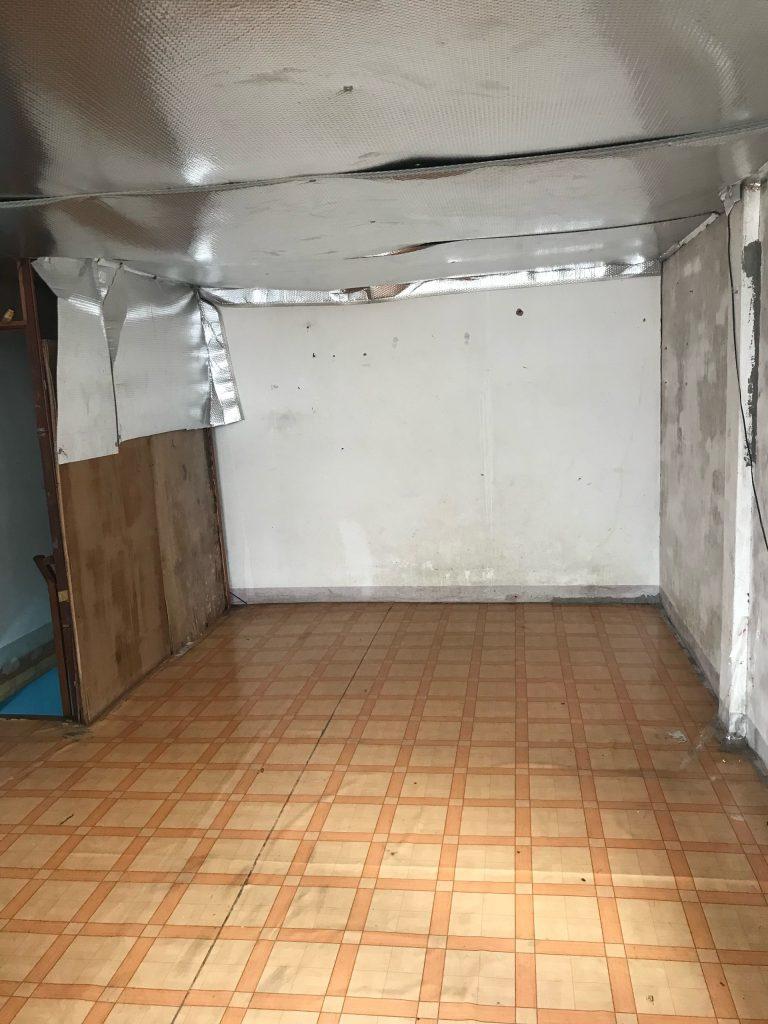 Sửa Chữa Nâng Tầng Nhà Móng Yếu Bằng Sàn Vật Liệu Nhẹ Cemboard 11